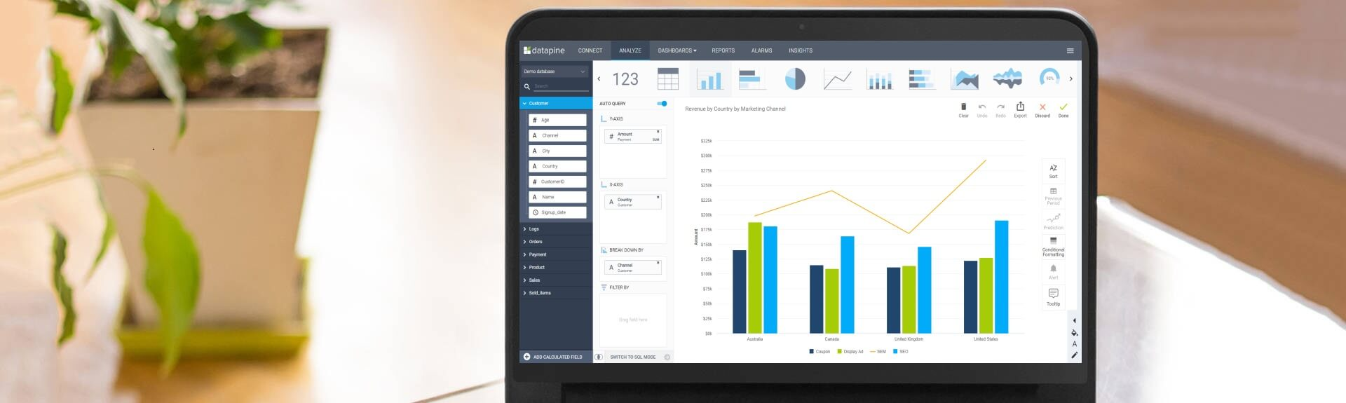 self service analytics tools - software for everyone from managers to data scientists
