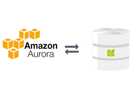 Amazon Aurora to datapine connection