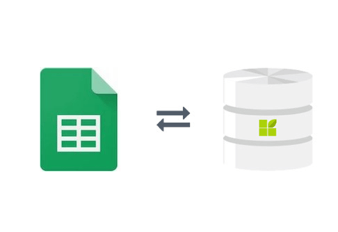 Google Spreadsheets connection to datapine